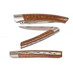 Couteau le Thiers 9 cm bois d'amourette