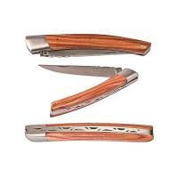 Couteau le Thiers 9 cm bois d'olivier